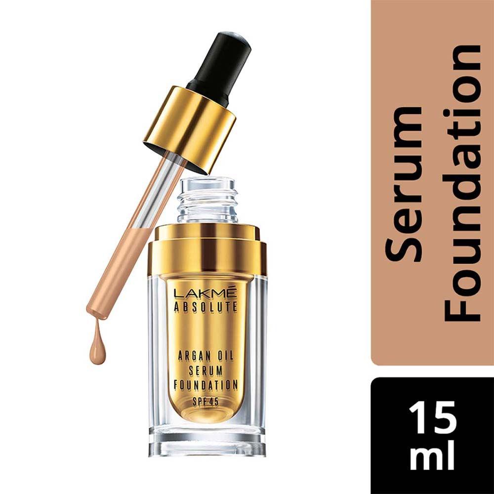 Lakme Absolute Argan Oil Serum Foundation With SPF 45