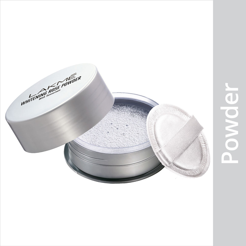 Lakme Whitening Rose Powder With Sunscreen