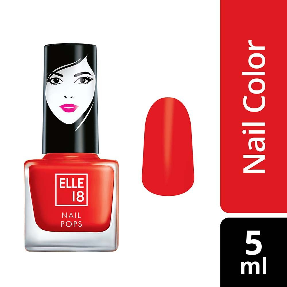 Elle 18 Nail Pops Nail Polish at Nykaa.com