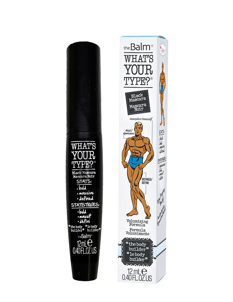 theBalm What&39;s Your Type? Mascara - The Body Builder