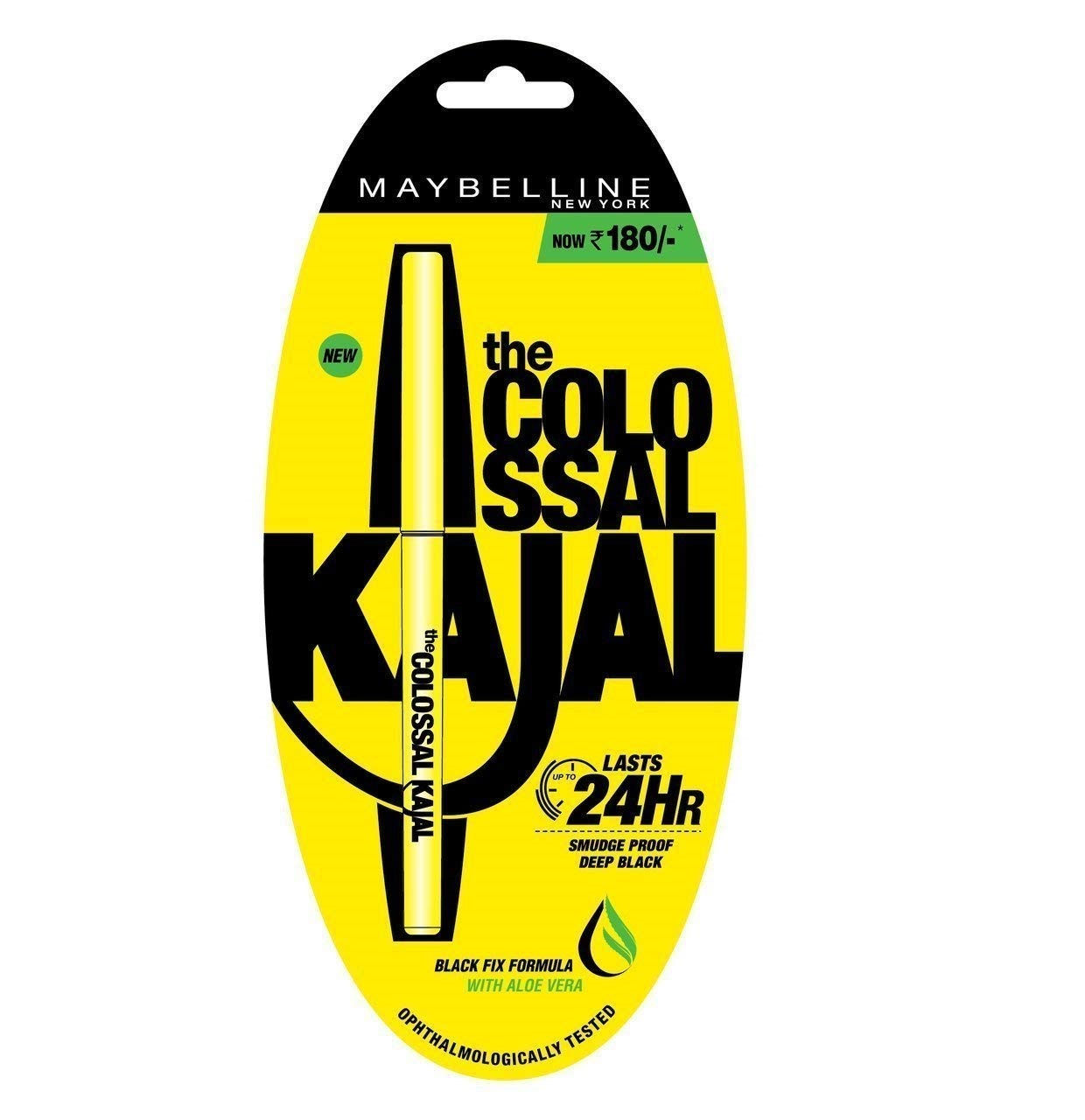 Maybelline New York The Colossal Kajal 24Hour Smudge Proof