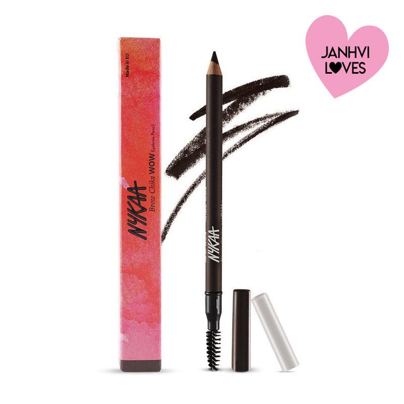 Nykaa Brow Chika WOW Eyebrow Pencil - Coven Cocoa 01