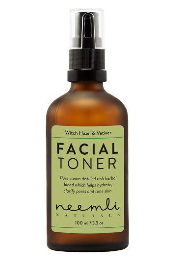 Neemli Naturals Witch Hazel & Vetiver Facial Toner