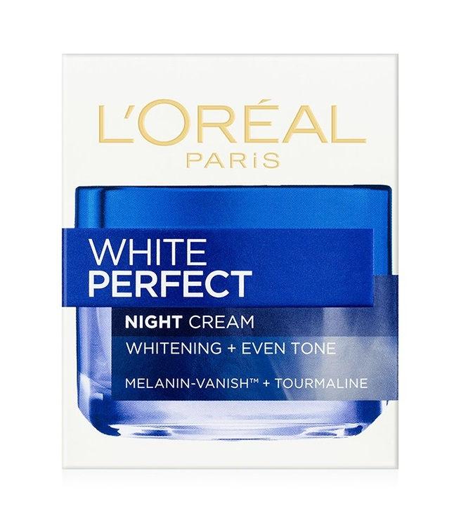 L&39;Oreal Paris White Perfect Night Cream
