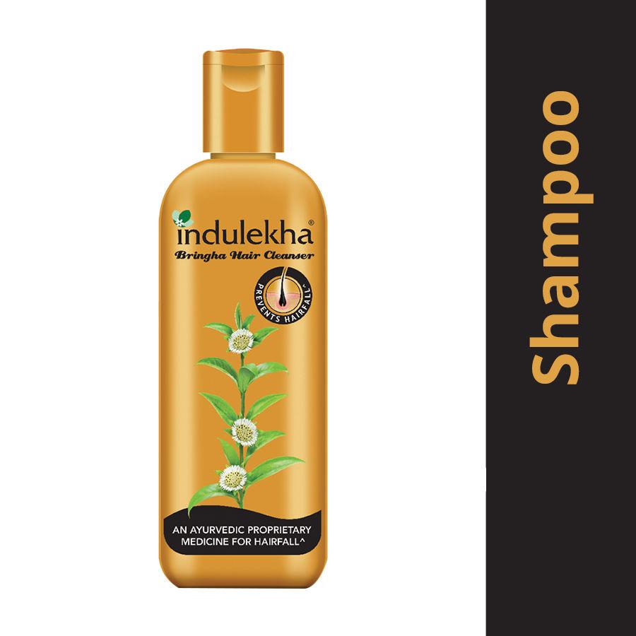 Indulekha Bringha Hair Anti-Hairfall Shampoo