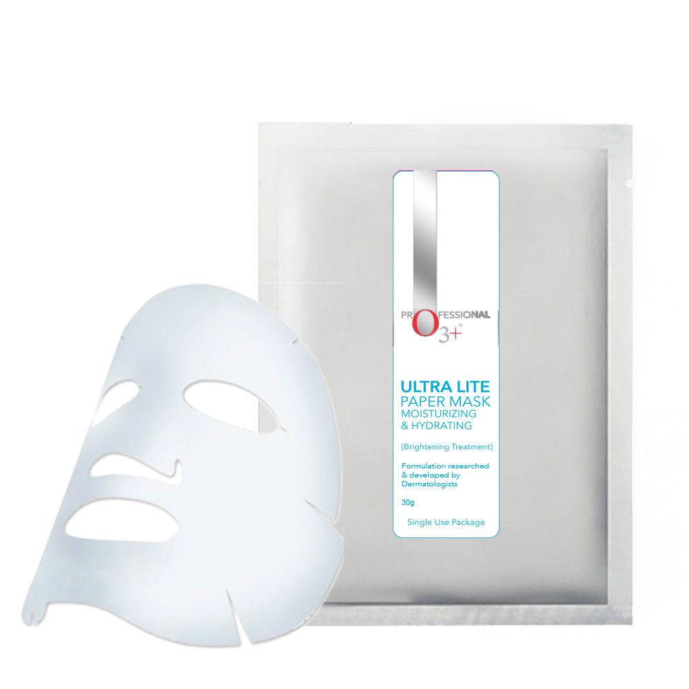 O3+ Ultra Lite Papper Mask Moisturising & Hydrating