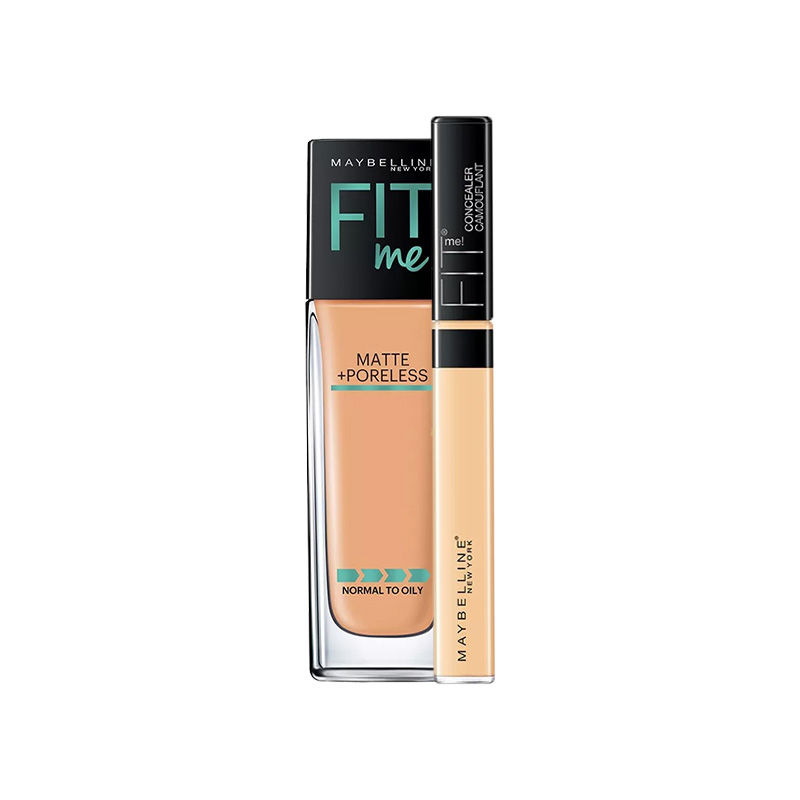 Which shade of concealer will match with the FIT ME 230