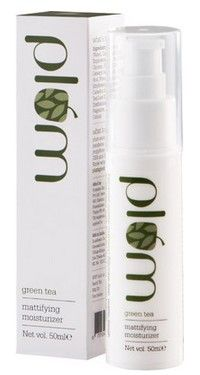 Plum Green Tea Mattifying Moisturizer