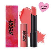 Nykaa Paintstix! Lipstick - Peaches n Cream - 04