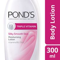 Ponds Triple Vitamin Moisturizing Lotion