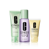 Clinique 3-Step Introduction Kit Skin Type 2 - Dry Combination