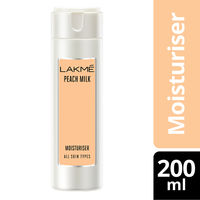 Lakme Peach Milk Moisturizer Body Lotion