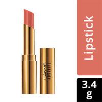 Lakme Absolute Argan Oil Lip Color - Soft Nude