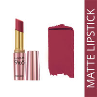 Lakme 9 to 5 Primer + Matte Lip Color - MR18 Maroon Mix