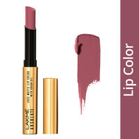 Lakme Absolute Luxe Matte Lip Color With Argan Oil - Mauveness