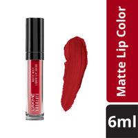 Lakme Absolute Matte Melt Liquid Lip Color - Firestarter Red