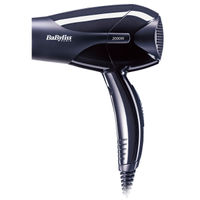 BaByliss D212E Hair Dryer Compact
