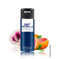 David Beckham Classic Blue Deodorant Spray For Men