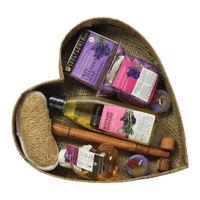 Soulflower Lavender Bath Gift Set