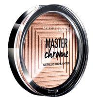 Maybelline New York Face Studio Master Chrome Metallic Highlighter - Molten Gold