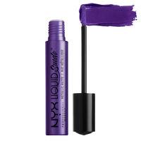 NYX Professional Makeup Liquid Suede Metallic Matte Cream Lipstick - Ego