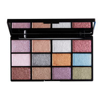 NYX Professional Makeup In Your Element Shadow Palette - Metal