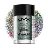NYX Professional Makeup Face & Body Glitter - Crystal