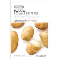 The Face Shop Real Nature Potato Face Mask