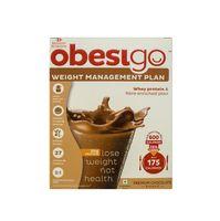 Obesigo Meal Replacement Shake - Chocolate 7 Sachets