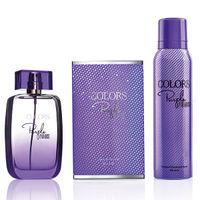 Rebul Colors Purple Paradise For Women Gift Set