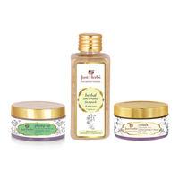 Just Herbs Ayurvedic Age Defying Wrinkle Treatment Kit