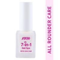Nykaa Nail Care - 7-in-1 Nail Spa