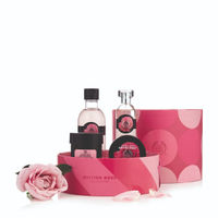 The Body Shop British Rose Ultimate Gift Set