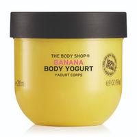 The Body Shop Banana Body Yogurt
