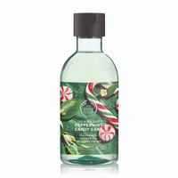 The Body Shop Peppermint Candy Cane Shower Gel