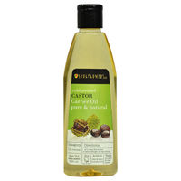 Soulflower Coldpressed Castor Carrier Oil - 225ml
