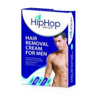HipHop Hair Removal Cream for Men - 60g