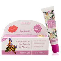 Island Kiss Organic Lip Balm - Alma Vanilla & Inges Lavender