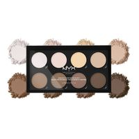 NYX Professional Makeup Highlight & Contour Pro Palette Matte Finish