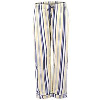 Nordlich Yellow Striped Knitted Pajama