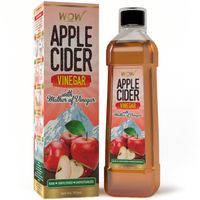 WOW Apple Cider Vinegar - Pack of 1