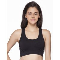 C9 Airwear Black Comfort Sports Gym Yoga Bra