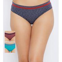 C9 Airwear Women's Panty Pack of 3 - Multi-Color