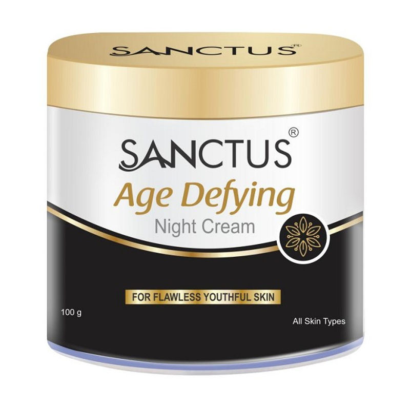 SANCTUS Age Defying Night Cream