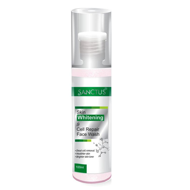 SANCTUS Skin Whitening & Cell Repair Face Wash
