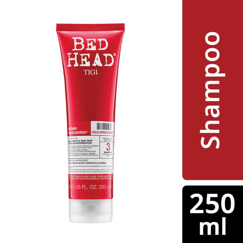 TIGI Bed Head Urban Anti-Dotes Resurrection Repairing Level 3 Shampoo