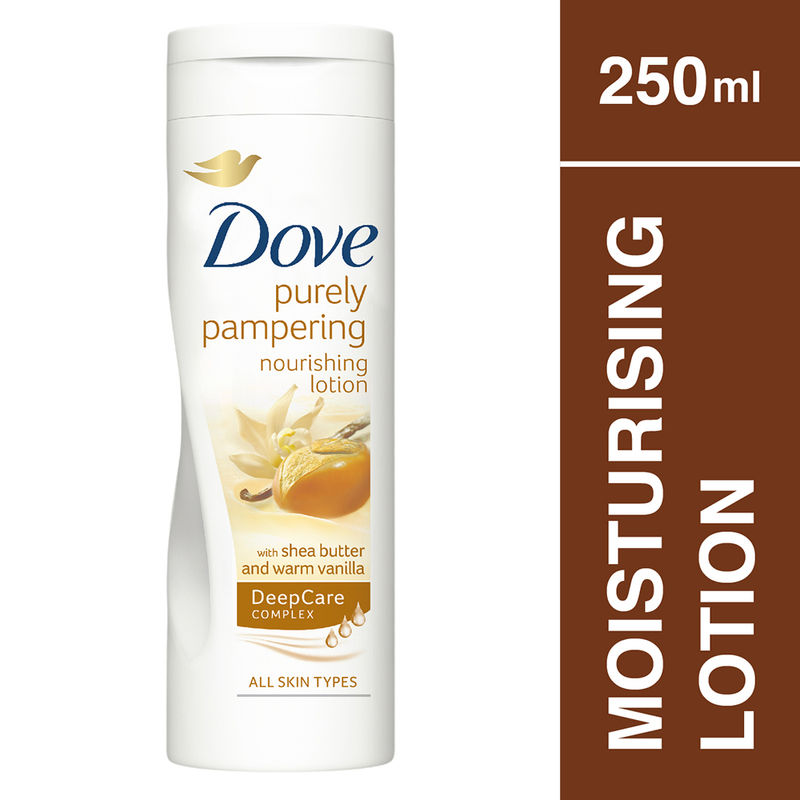 Dove Purely Pampering Shea Butter And Warm Vanilla Body Lotion - 8901030566653