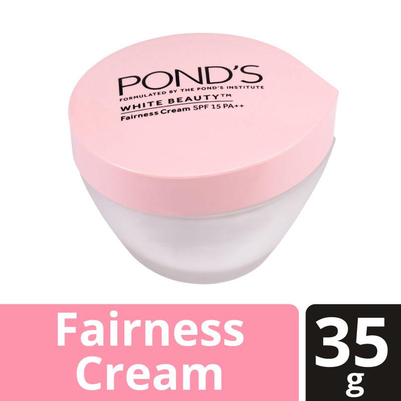 Ponds White Beauty Anti-spot Fairness + SPF15 PA++ Fairness Cream