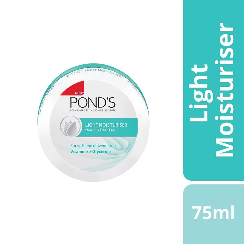 Ponds Light Moisturiser Non-Oily Fresh Feel - 8901030676956