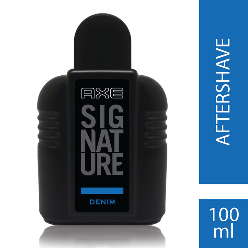 Axe Signature Denim After Shave Lotion - 8901030611162